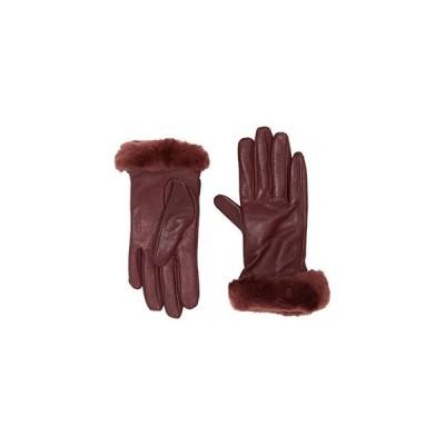 アグオーストラリア Classic Leather Shorty Tech Gloves レディース 手袋 グローブ Kiss