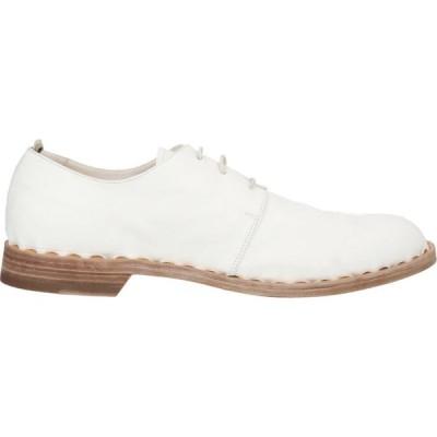 オフィチーネ クリエイティブ OFFICINE CREATIVE ITALIA メンズ シューズ・靴 laced shoes White