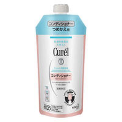 花王Curel(キュレル) コンディショナー つめかえ用 340mL 花王 敏感肌