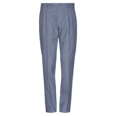 PT Torino パンツ ブルー 52 バージンウール 100% パンツ