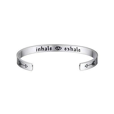 Vinjewelry Motivational Encouragement Bracelet Cuff Bangle Friend Gifts Ide