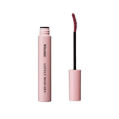 WHOMEE(フーミー) ロング&カールマスカラ cherry pink チェリーピンク