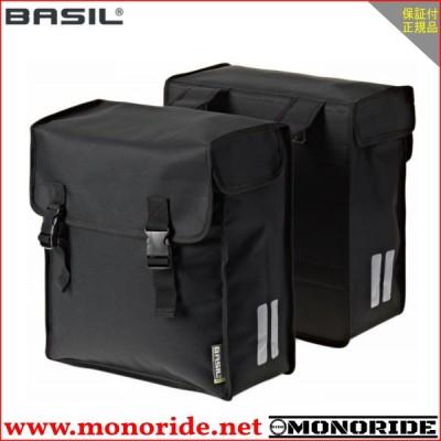 BASIL MARA 3XL(52L)自転車用パニアバッグ マーラ ブラック