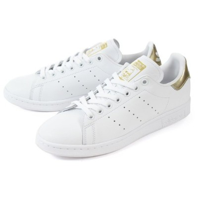 adidas(アディダス) STAN SMITH W(スタンスミス ウィメンズ) EE8836 ホワイト/ゴールドメタリック