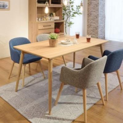 Karameri カラメリ ダイニングテーブル 幅150cm  ダイニングテーブル テーブル 机 北欧 ナチュラル 天然木 シン