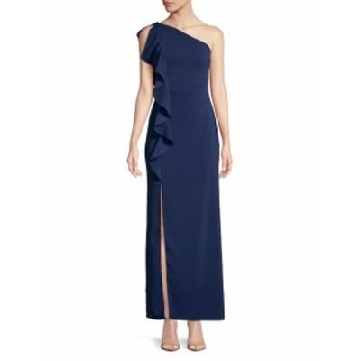 ランドリーバイシェルシーガル レディース ワンピース Ruffled One-Shoulder Gown