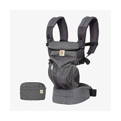 全国送料無料!Ergobaby Carrier, Omni 360 All Carry Positions Baby Carrier with Cool Air Mesh, Classic Weave