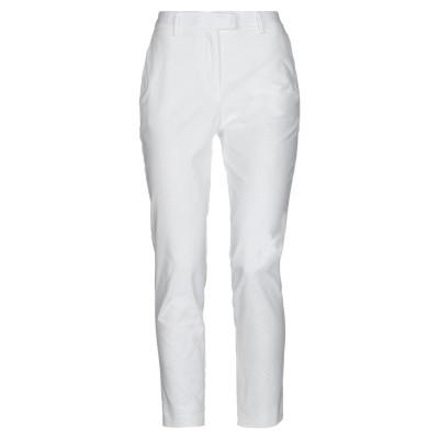 GOLD CASE パンツ ホワイト 44 コットン 97% / ポリウレタン 3% パンツ