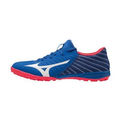 ミズノ(MIZUNO) メンズ レディース フットサルシューズ レビュラ SALA PRO TF ブルー×ホワイト Q1GB2021 64 靴 部活 トレーニング 練習 試合 屋外