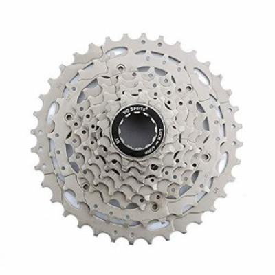 送料無料 VG 11-36T 8 Speed MTB Cassette Bicycle Freewheel Sprocket CDG 36T 8S Mountain Bike Freewheel Ultralight 325g Silvery