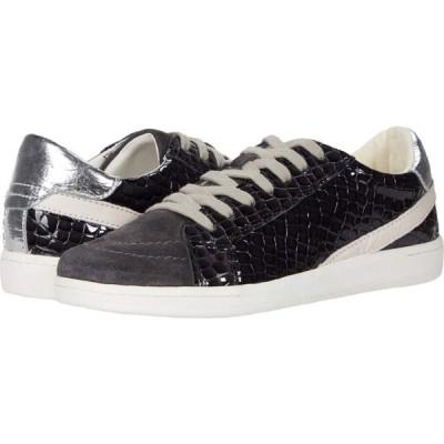 ドルチェヴィータ Dolce Vita レディース シューズ・靴 Nino Anthracite Patent Croco Leather