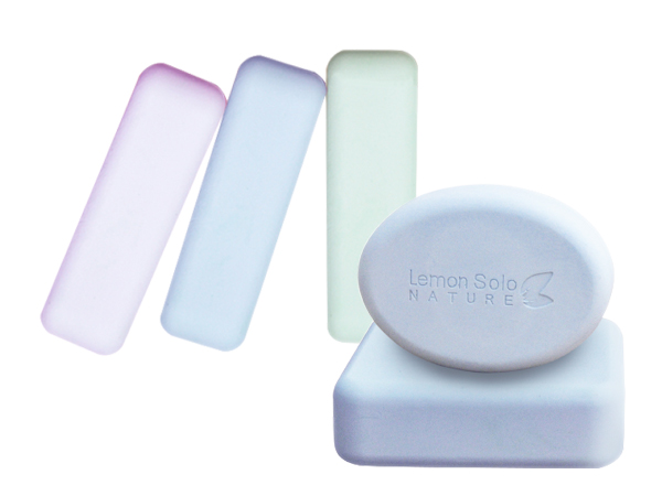 珪藻土吸濕防霉塊(1入) 橢圓/正方 2款可選【D551536】顏色隨機出貨