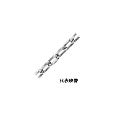 ニッサチェイン ニッサ 鉄 ユニクロ リンクUタイプチェーン 2mm×30m IU20