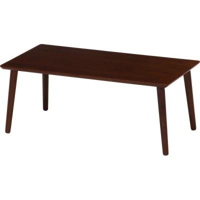 突板ローテーブル ローテーブル テーブル ブラウン