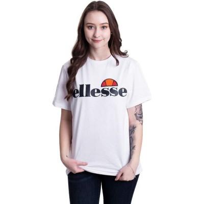 エレッセ Ellesse レディース Tシャツ トップス - Albany White - T-Shirt white