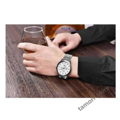 腕時計 メンズ アナログ ファッション ビジネス スーツ カジュアル 日常生活防水 おしゃれ 就職 プレゼント ギフト 男性 彼氏 父 誕生日 定形外
