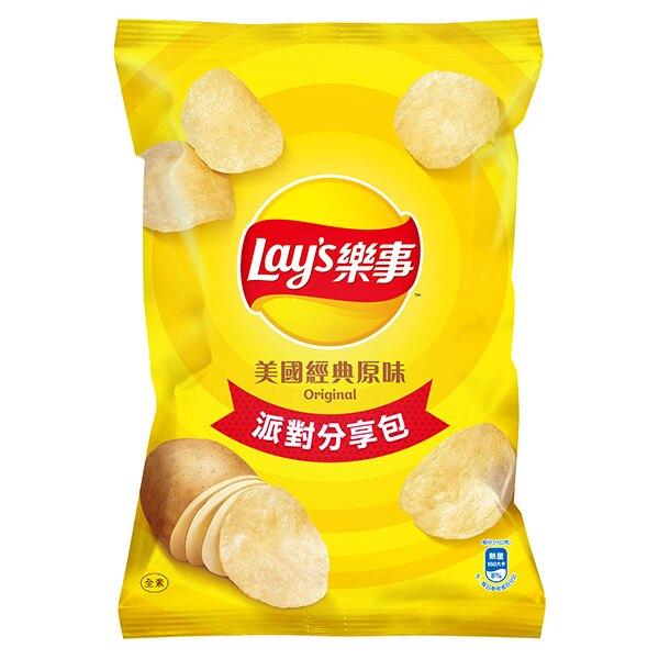 樂事洋芋片-美國經典原味140g - 日本必買 日本樂天熱銷Top 日本樂天熱銷