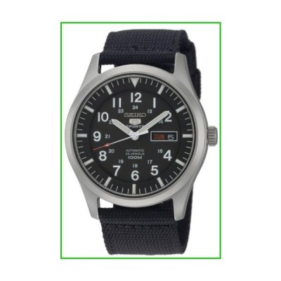 ハミルトン Seiko Men's SNZG15 Seiko 5 Automatic Stainless Steel Watch with Nylon Strap[送料無料]