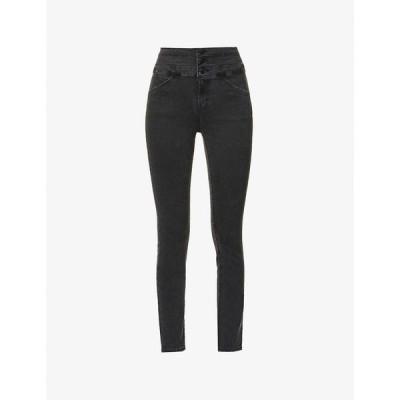 ジェイ ブランド J BRAND レディース ジーンズ・デニム ボトムス・パンツ Annalie skinny high-rise jeans Affect
