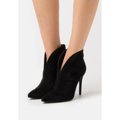 スティーブ マデン ブーツ&レインブーツ レディース シューズ ALANI - High heeled ankle boots - black