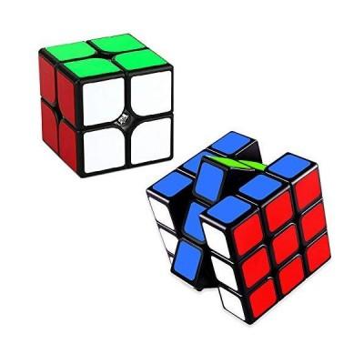 ランクチュアリー キューブ2種セット 立体パズル 2×2 3×3 2個入り 知育玩具 脳トレ