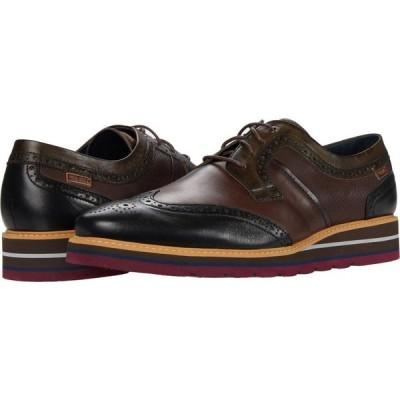 ピコリノス Pikolinos メンズ シューズ・靴 Durcal M8P-4009C1 Black