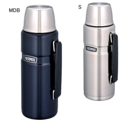 サーモス アウトドア用品 保温 保冷ボトル ステンレスボトル 1.2L THERMOS ROB-001