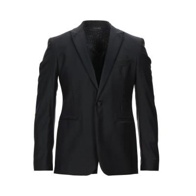 ブライアン デールズ BRIAN DALES テーラードジャケット ブラック 46 ウール 86% / ナイロン 10% / ポリウレタン® 4%