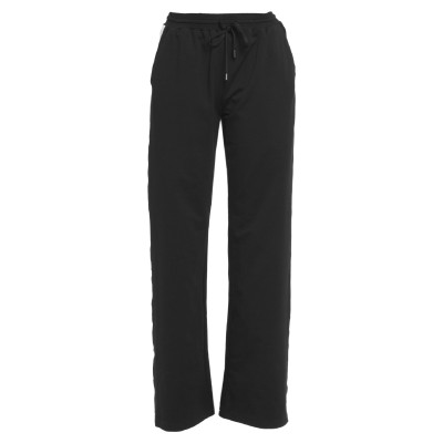 リュー ジョー LIU •JO パンツ ブラック S コットン 95% / ポリウレタン 5% パンツ