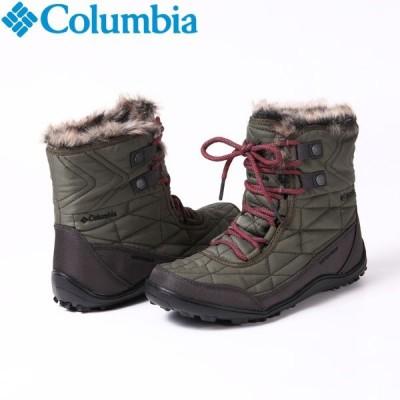 コロンビア ミンクスショーティー3 ウインター ブーツ レディース BL5961-384