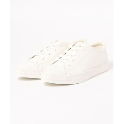 CONVERSE / ALL STAR COUPE POINTUE LEATHER OX / オールスター クップ ポワンテュ レザー OX WOMEN シューズ > スニーカー