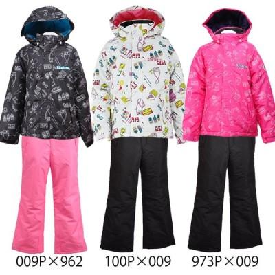 ONYONE RESEEDA(オンヨネ レセーダ) RES61005B ジュニア スキースーツ スキーウェア 上下セット 子供用 130 140 150 160