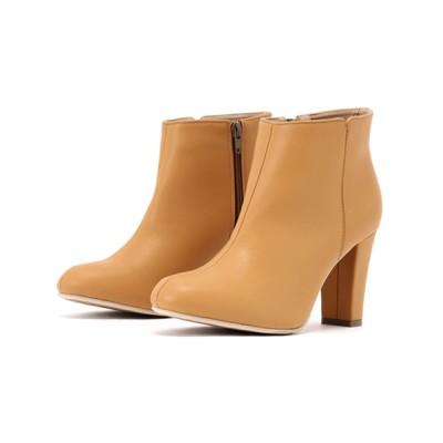 ZealMarket/SFW / チャンキーヒール美脚ショートブーツ WOMEN シューズ > ブーツ