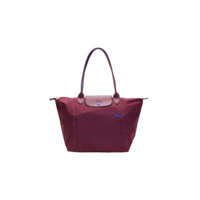 【リヴェラール】 Longchamp ロンシャン プリアージュ トート レディース PLUM F riverall