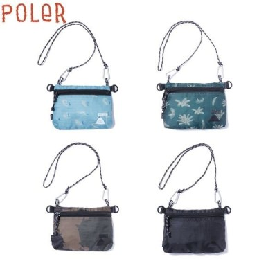 POLER/ポーラー STUFFABLE POUCH SMALL/ポーチ(小)・4color