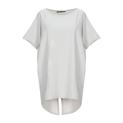 メッサジェリエ MESSAGERIE T シャツ ライトグレー M コットン 96% / ポリウレタン 4% T シャツ