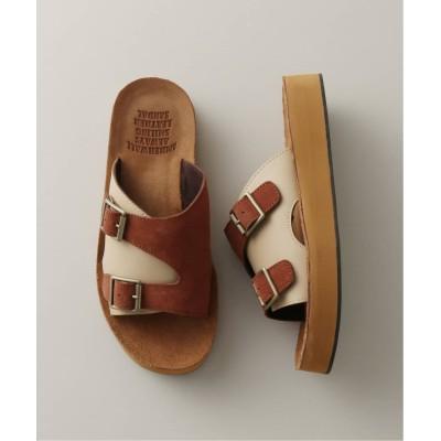 メンズ ベーセーストック AmberWall GARDEN sandal ベージュ A S