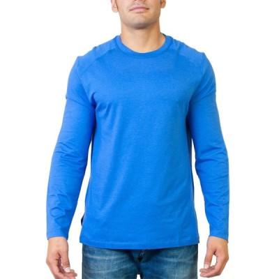 海外バイヤー厳選ブランド カジュアルシャツ Steven Craig Apparel Men's Long Sleeve Crew Neck T-shirt