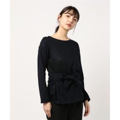 tシャツ Tシャツ ウエストリボンプルオーバー