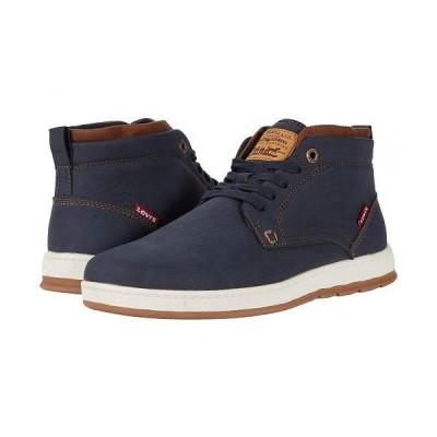 Levi's(R) Shoes リーバイス メンズ 男性用 シューズ 靴 スニーカー 運動靴 Goshen 2 Waxed UL NB - Navy/Tan