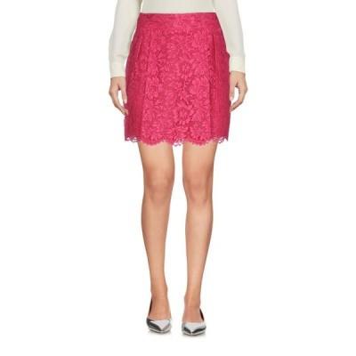 VALENTINO ミニスカート  レディースファッション  ボトムス  スカート  ロング、マキシ丈スカート フューシャ