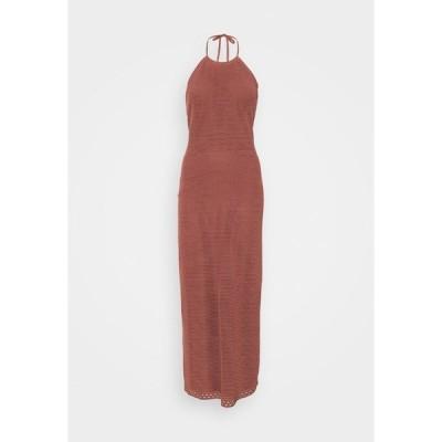 ファッションモンキー ワンピース レディース トップス BEACH DRESS - Maxi dress - red