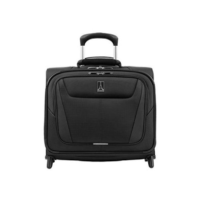 Travelpro Maxlite 5 Rolling Carry-on Tote 2 Wheels 39x41x22 cm Softside, Ultra-Lightweight and Durable with Trolley Sleeve 32 litres Polyester Travel