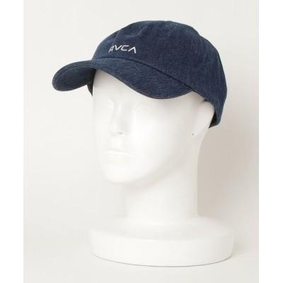 ムラサキスポーツ / RVCA/ルーカ キャップ BB041-897 MEN 帽子 > キャップ