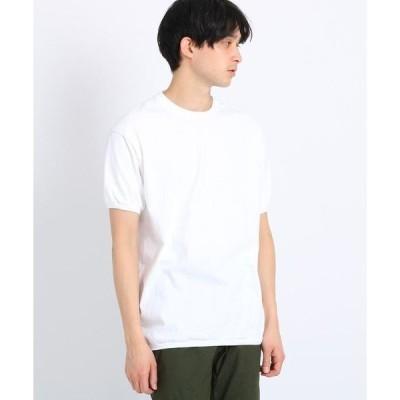 Dessin / デッサン STAR&STRIPE コットンTシャツ