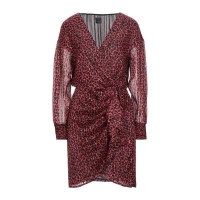 PINKO チューブドレス ファッション  レディースファッション  ドレス、ブライダル  パーティドレス レッド