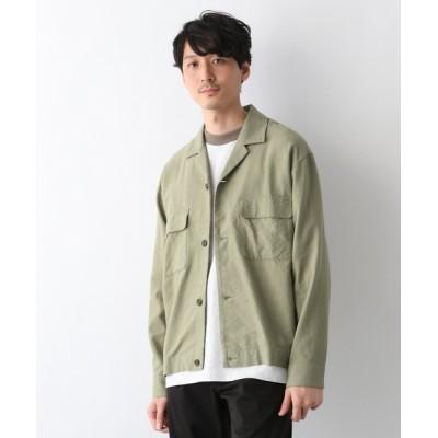 GLOBAL WORK / ミリタリーシャツジャケット/929005 MEN ジャケット/アウター > テーラードジャケット