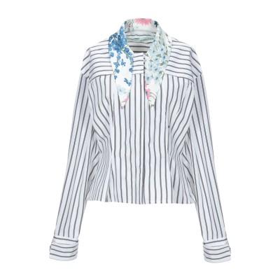 OFF-WHITE™ シャツ ホワイト 38 コットン 100% / ポリエステル シャツ