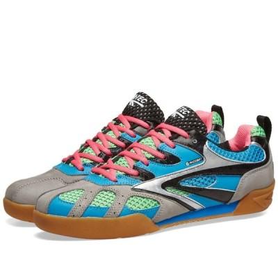 ラスベート PACCBET メンズ スニーカー シューズ・靴 x Hi-Tec Sneaker Blue