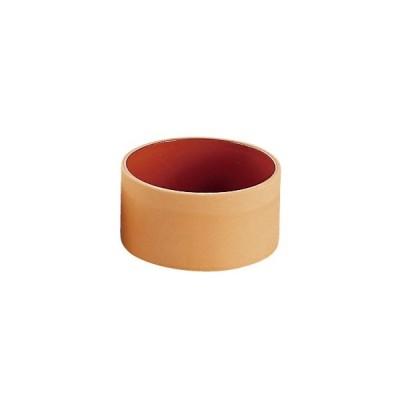 耐熱性陶器 テラコッタ 切立容器 L